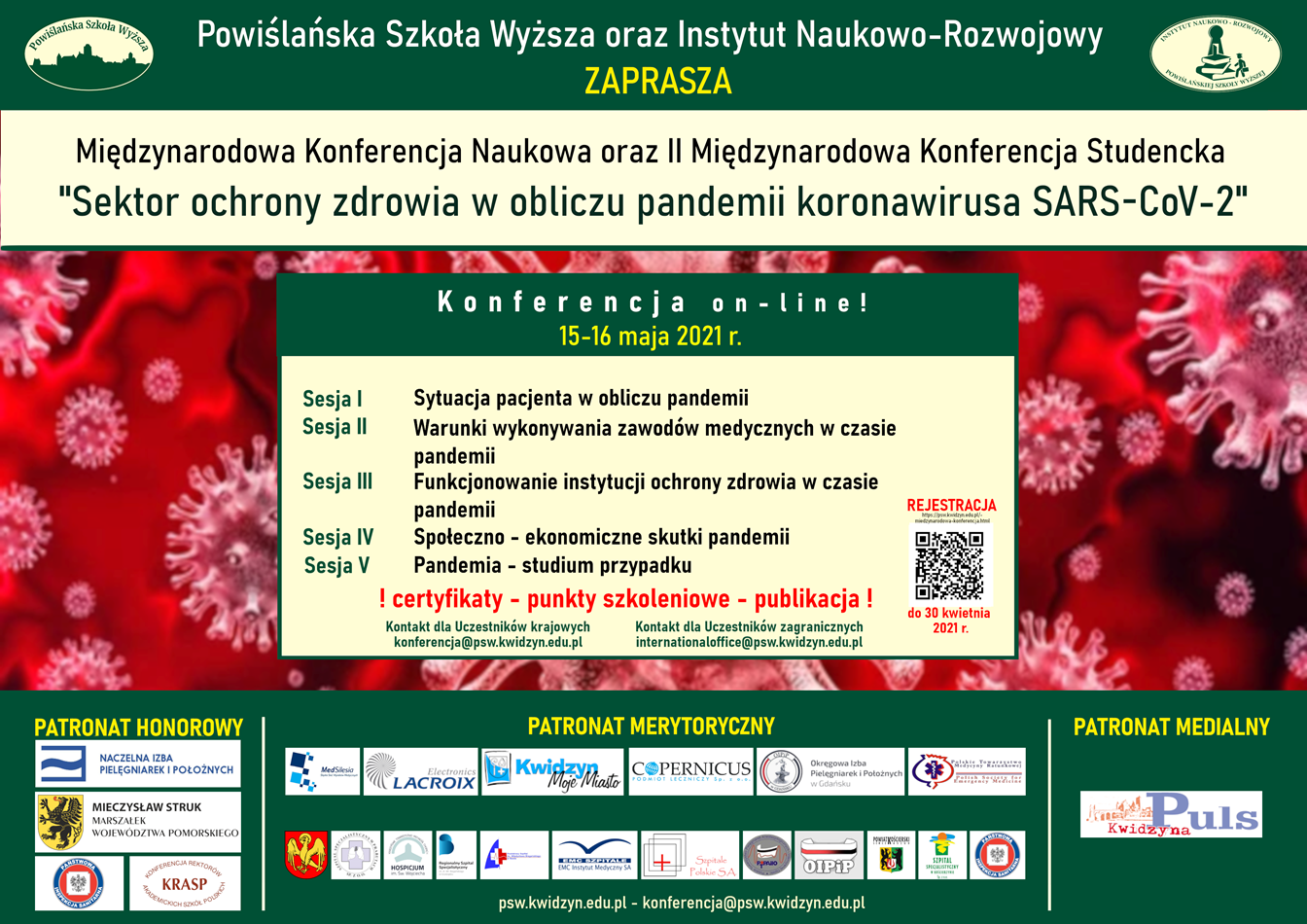 Sektor ochrony zdrowia w obliczu pandemii koronawirusa SARS-COV-2